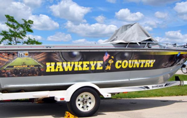 Hawkeye Boat