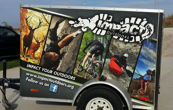 Impact Outdoor Trailer