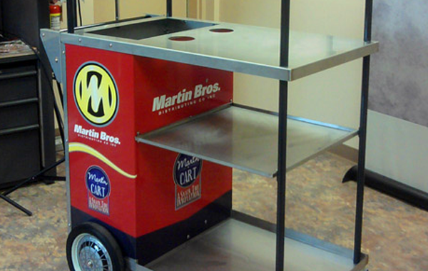 Martin Brother's Food Cart