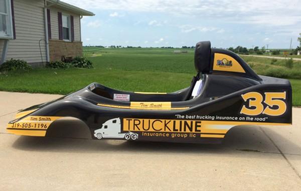 TruckLINE Go Cart